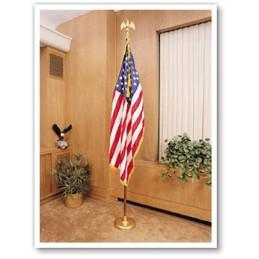 Drapeau américain,ensemble complet