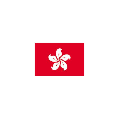 Hong Kong (Xianggang) flag