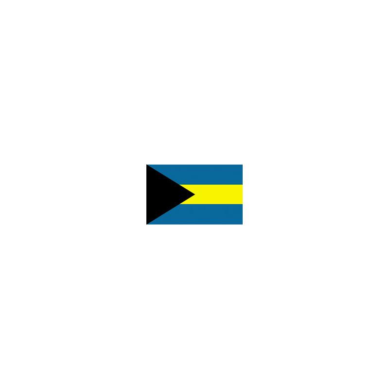 drapeau-Bahamas