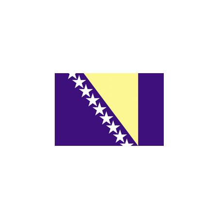 drapeau-herzegovine-Bosnia-Herzegovina flag