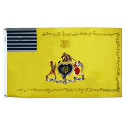 Liberty flag stand