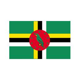 Dominica flag, buy, sale