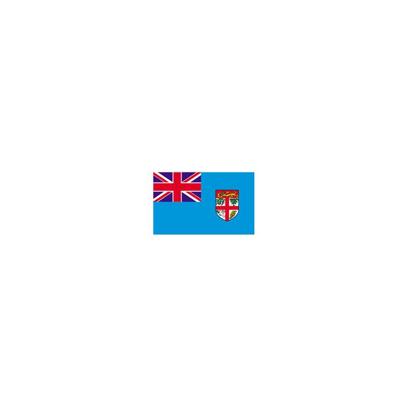Fiji island flag