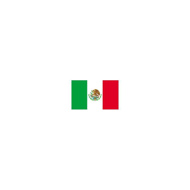 drapeau-du-mexique