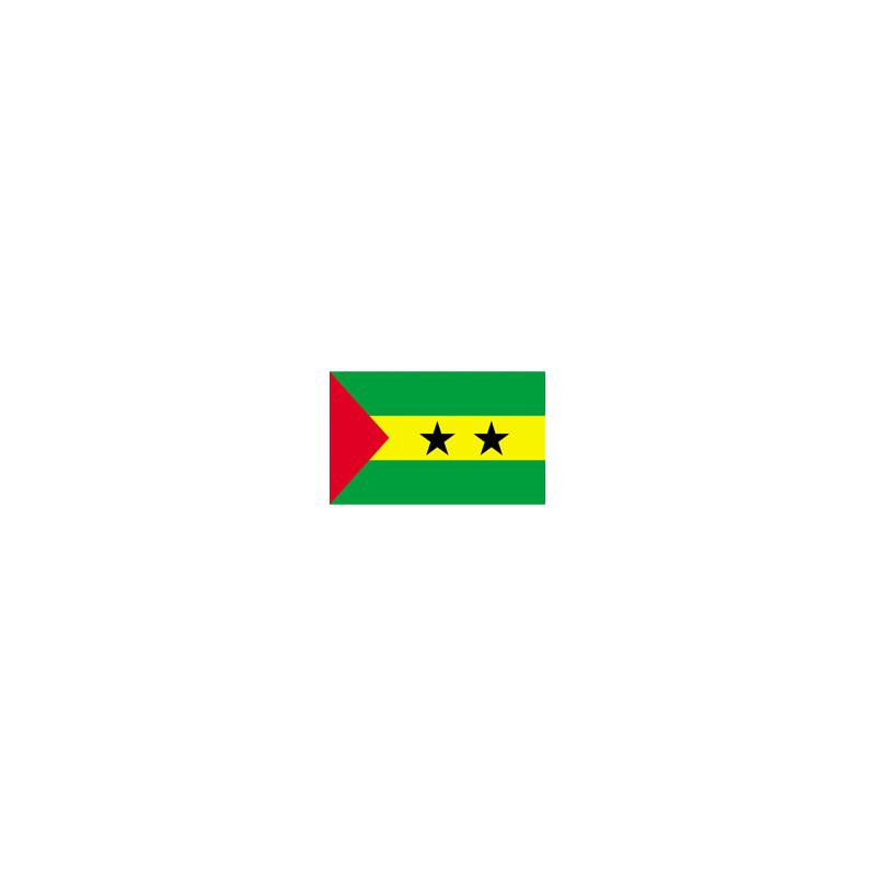Sao Tome & principe flag