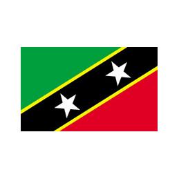 St-Kitts & Nevis flag