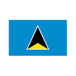 Saint-Lucie flag