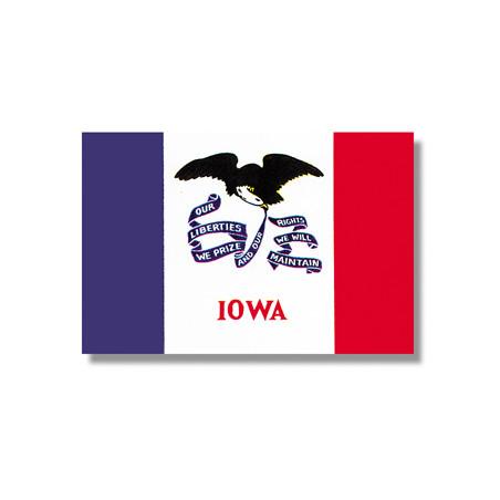 Iowa flag, buy