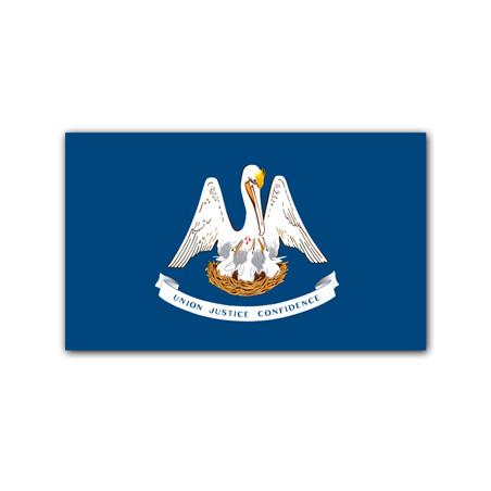 Louisiana flag