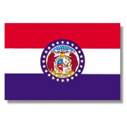 Missouri flag