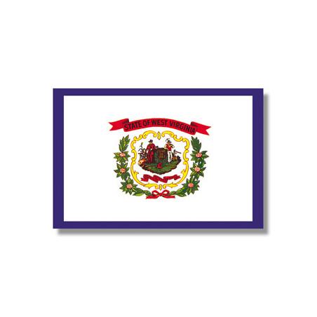 West Virginia flag
