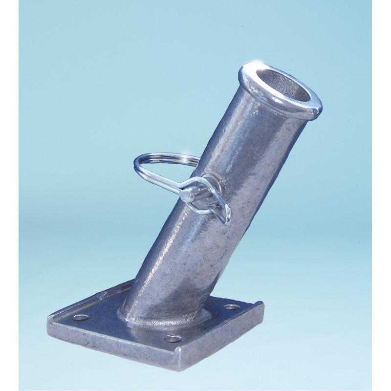 Heavy duty cast aluminium braket