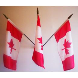 Wall Canada flag