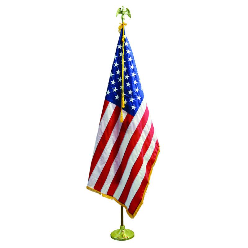 Us set flag
