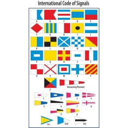 Marine International code of signal flag