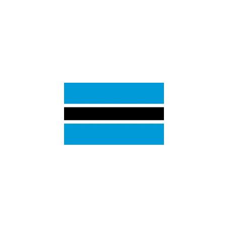 Drapeau Botswana