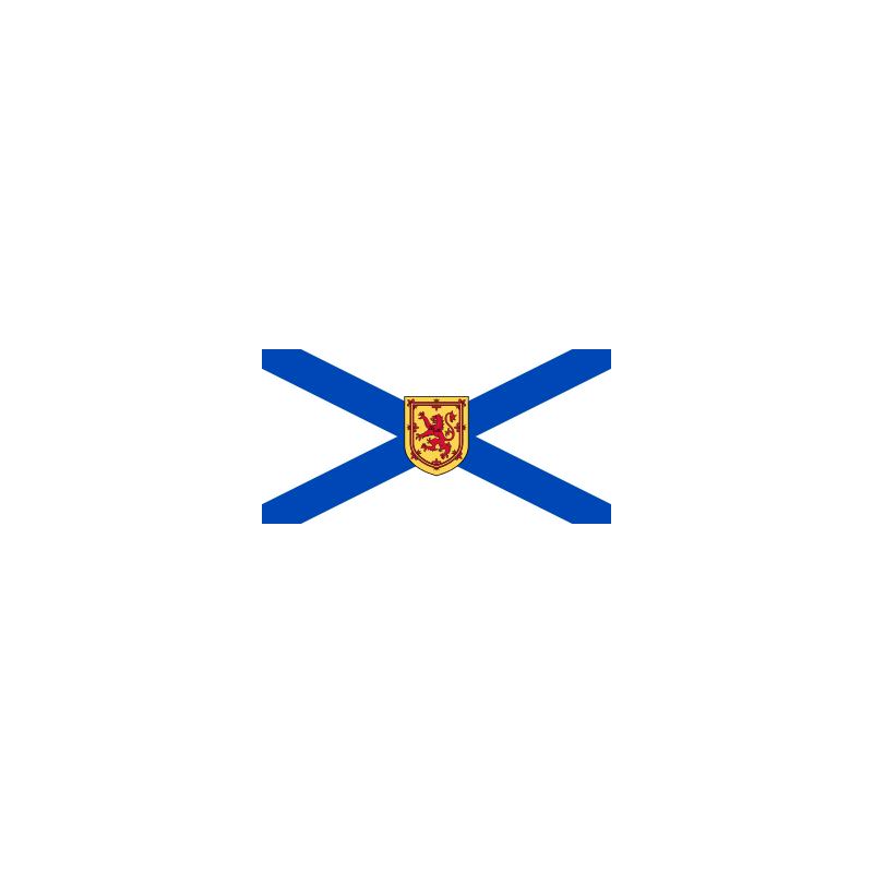 drapeau nouvelle ecosse