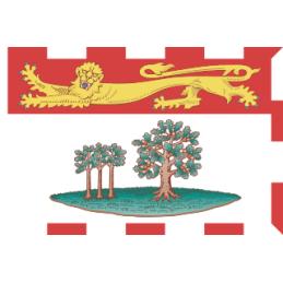 Prince-Edward Island flag