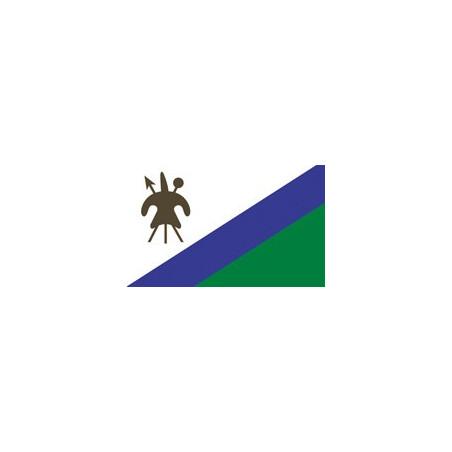 Drapeau Lesotho