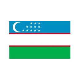 Drapeau du Uzbekistan