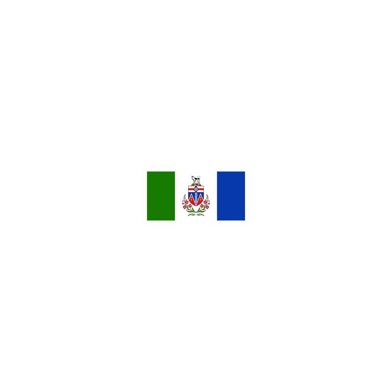 Drapeau Yukon
