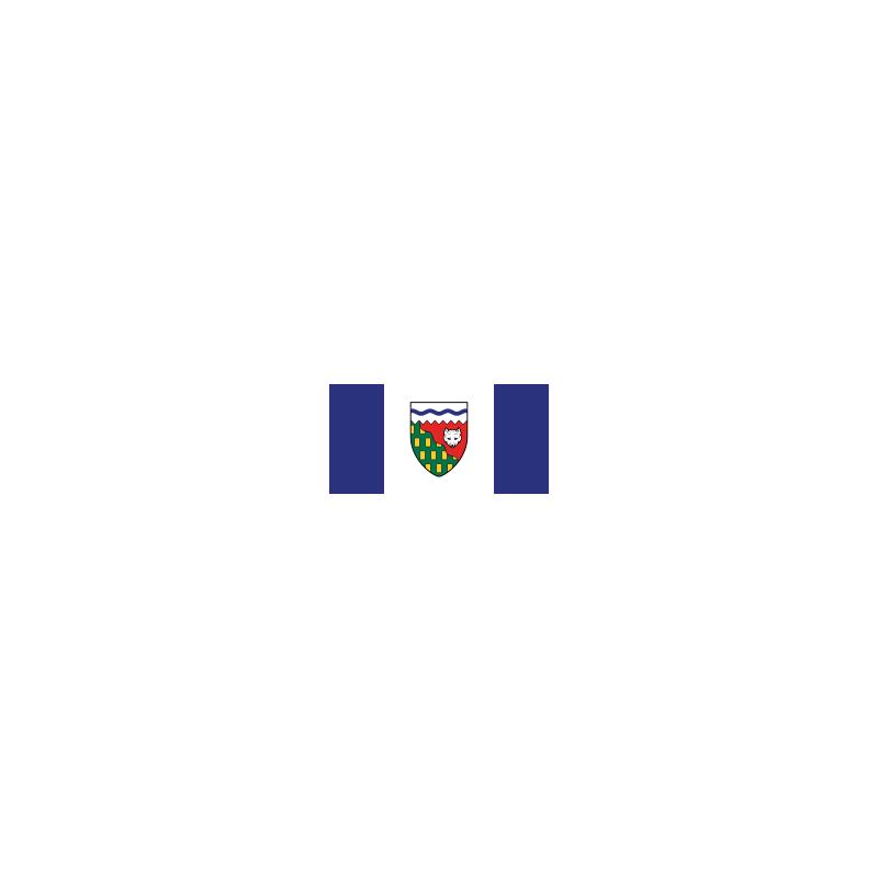 Drapeau Territoire du Nord-Ouest