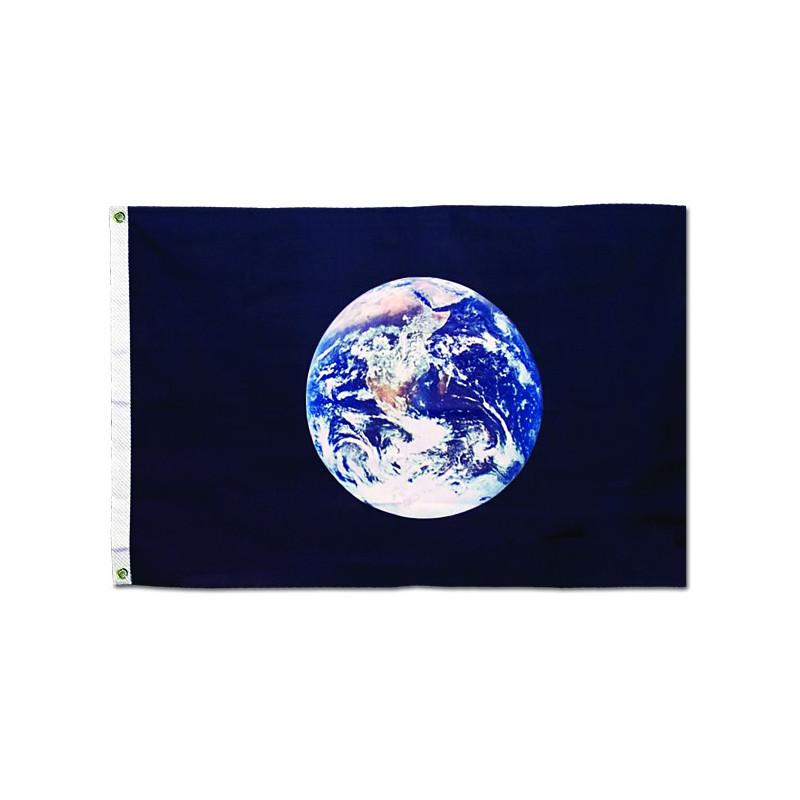 The earth flag