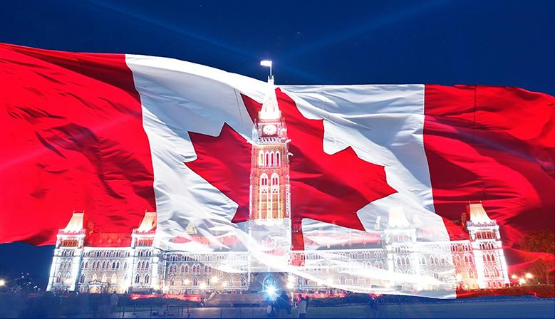 Canada & ProvincesSample 1